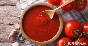 صلصة الطماطم الجيدة