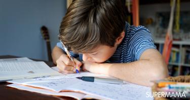 مذاكرة-الأطفال-المذاركة-المدرسية