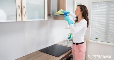 الحفاظ على على شفاط المطبخ