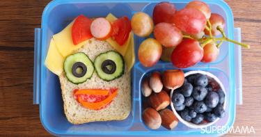 أطعمة لطفلك في الحضانة