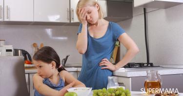أسباب رفض طفلك لتناول الطعام
