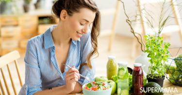 أضرار الطعام الصحي