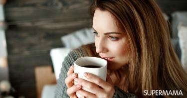أضرار القهوة على البشرة