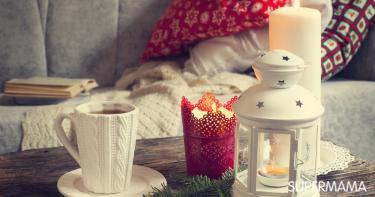 طرق لتدفئة منزلك في الشتاء باستخدام الديكور