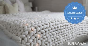 تدفئة السرير في الشتاء