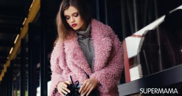 2132dd224 بالصور: أحدث موضات ملابس الشتاء في 2019 | سوبر ماما