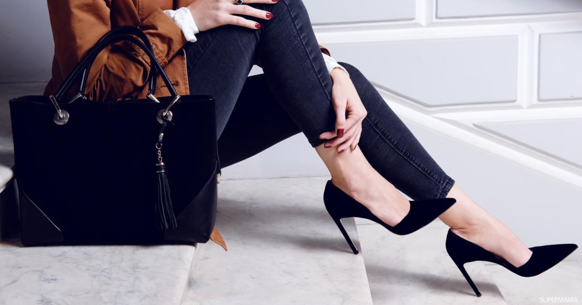 65118fe8a أفضل محلات الأحذية للسيدات في الرياض وجدة   سوبر ماما