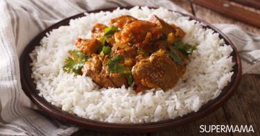وصفات أرز الياسمين