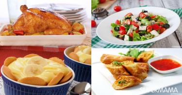 قائمة طعام الأسبوع