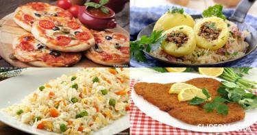 أكلات شهر رمضان المبارك