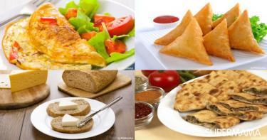 قائمة طعام رمضان