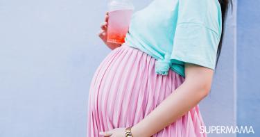 6 مشروبات باردة في الصيف للحامل