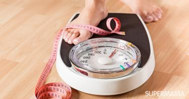 ثبات الوزن في الكيتو