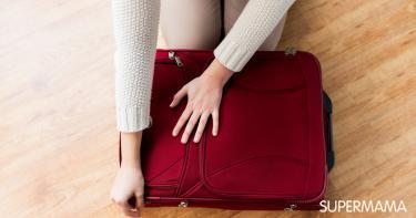 محتويات حقيبة الحج للنساء