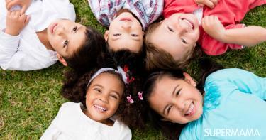 تعليم الأطفال المساواة