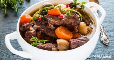 لحم النيفا