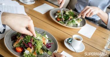 مطاعم الأكل الصحي في جدة والرياض