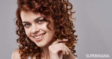 تصفيف الشعر الكيرلي