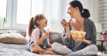 الغذاء الصحي للأطفال