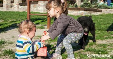 دفاع الطفل عن نفسه