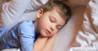المشي أثناء النوم عند الأطفال