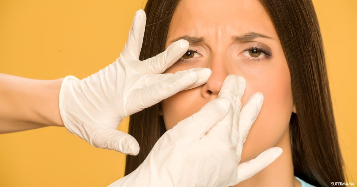 4 أعراض لانحراف الحاجز الأنفي سوبر ماما