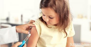 بدء التطعيم ضد الحصبة الاثنين المقبل