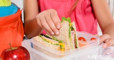 وجبات مدرسية صحية للأطفال
