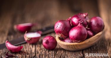 أيهما أفضل للصحة البصل الأحمر أم البصل الأبيض؟