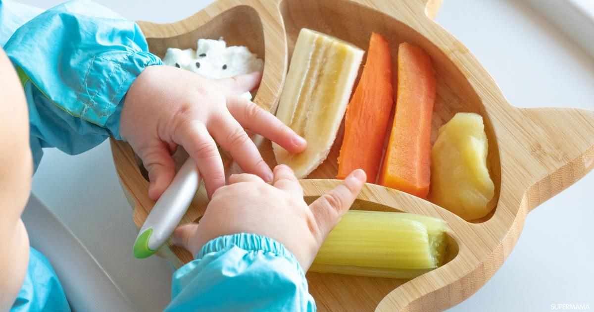 4 وصفات طعام للأطفال بعمر السنة سوبر ماما