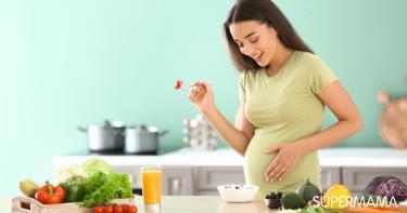 تقوية المناعة للحامل