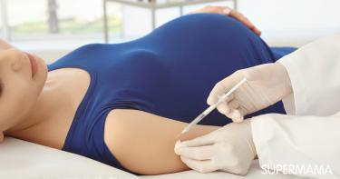مواعيد تطعيمات الحامل