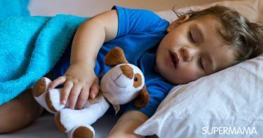صعوبة التنفس عند الأطفال