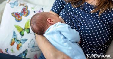 طفلي يطلب الرضاعة باستمرار