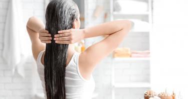 وصفات البيض لتطويل الشعر