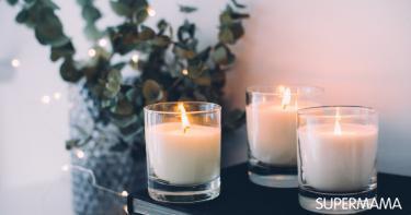 طريقة عمل الشموع المعطرة بالمنزل
