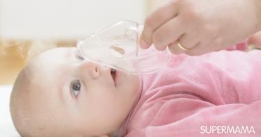 مشكلات التنفس عند الرضع