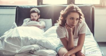 ما الحل مع الزوج الذي يمارس العادة السرية؟