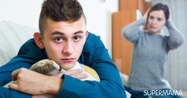 كيف أعدل سلوك ابني المراهق