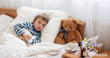"""أعراض نقص فيتامين """"ج"""" عند الأطفال"""