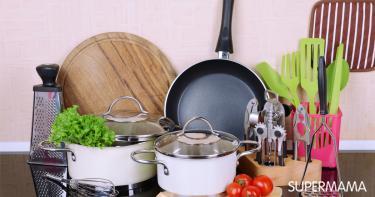 أدوات المطبخ كاملة