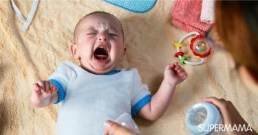 طفلي يرفض الرضاعة الصناعية ماذا أفعل؟