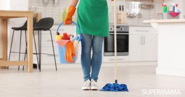 كيف أنظف مطبخي
