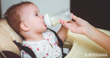 أضرار الرضاعة الصناعية بعد السنتين سوبر ماما