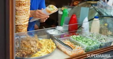 أكلات الشوارع في مصر