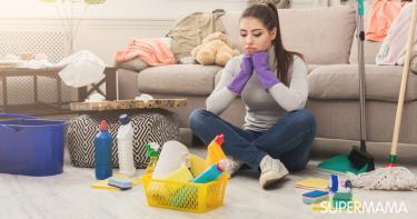 نصائح لتنظيم الوقت لربة المنزل