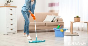 جدول أسبوعي للتنظيف للمرأة العاملة