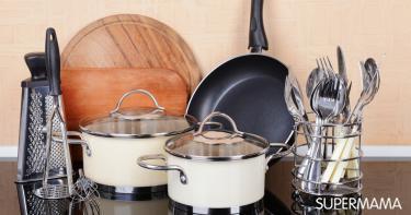 مستلزمات المطبخ الأساسية
