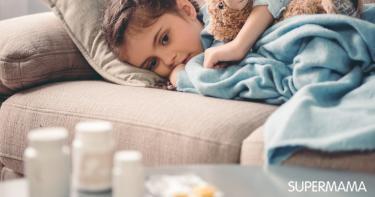 أعراض التهاب الكبد عند الأطفال