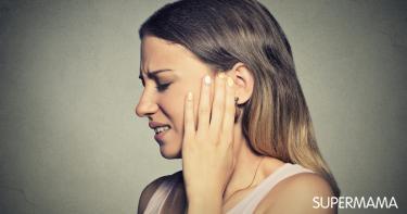 أسباب ألم الأذن